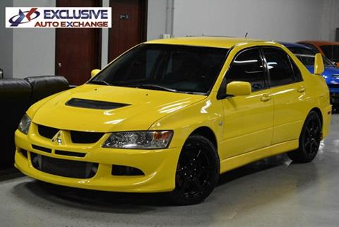 Exceptional 2003 Mitsubishi Lancer Evolution For Sale In Crestwood, IL