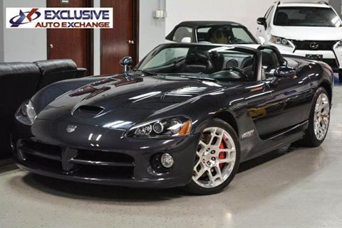 Dodge Vipers For Sale >> 2006 Dodge Viper For Sale In Crestwood Il