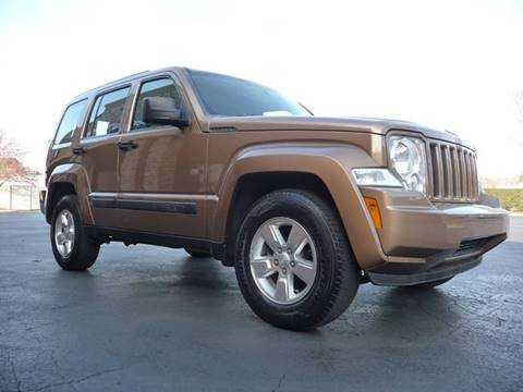 2012 Jeep Liberty for sale in Murfreesboro, TN