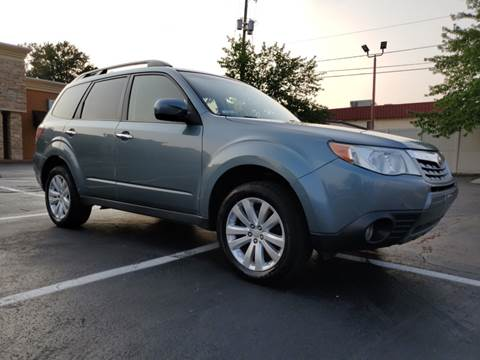 2012 Subaru Forester for sale in Murfreesboro, TN
