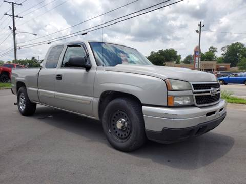 2007 Chevrolet Silverado 1500 Classic for sale in Murfreesboro, TN