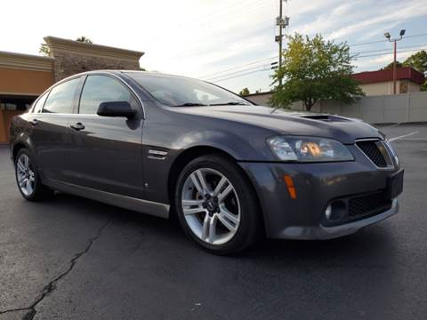 2009 Pontiac G8 for sale in Murfreesboro, TN