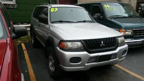 2002 Mitsubishi Montero Sport for sale in Blue Island, IL