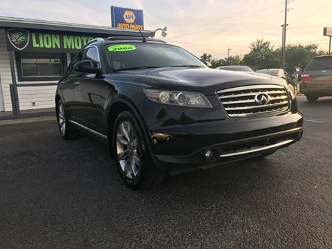 2006 Infiniti FX35 for sale in Kissimmee, FL