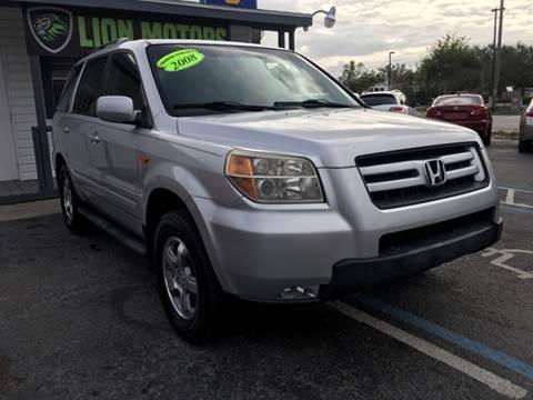 2008 Honda Pilot for sale in Kissimmee, FL