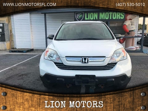 2007 Honda CR-V for sale in Kissimmee, FL