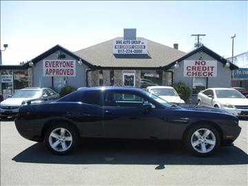 2010 Dodge Challenger for sale in Arlington, TX