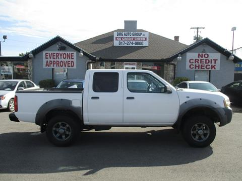 2002 Nissan Frontier for sale in Arlington, TX