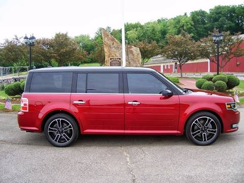 2013 Ford Flex for sale at Lundy Motors in South Hill VA