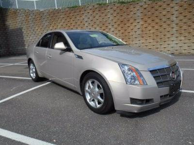 2008 Cadillac CTS for sale at Lundy Motors in South Hill VA