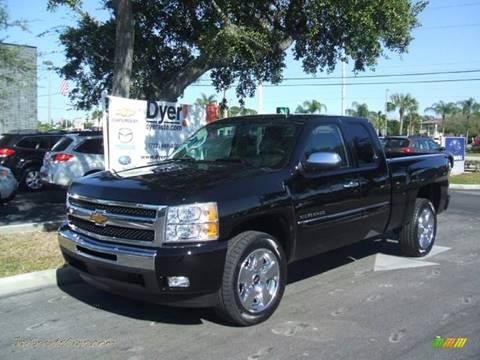 2011 Chevrolet Silverado 1500 for sale at Lundy Motors in South Hill VA
