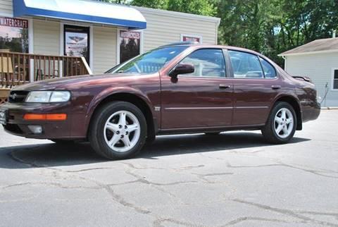 1997 Nissan Maxima for sale in South Hill, VA