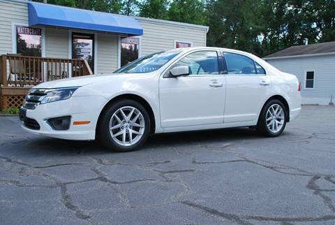 2010 Ford Fusion for sale in South Hill, VA