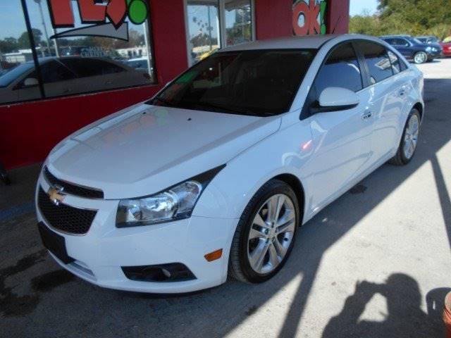 2013 Chevrolet Cruze Ltz Auto In Orlando Fl Empire Automotive