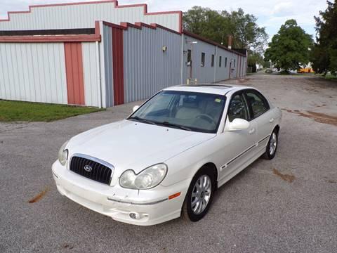 2004 Hyundai Sonata for sale in Kentland, IN