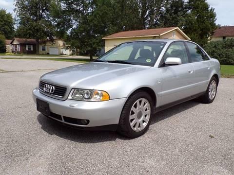 2001 Audi A4 for sale in Kentland, IN