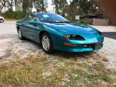 1995 Chevrolet Camaro for sale in Crown Point, IN