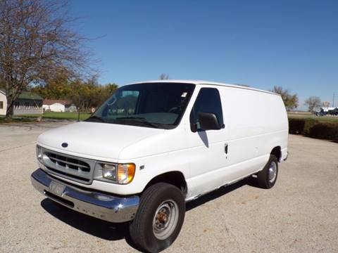 2002 Ford E-Series Cargo for sale in Crown Point, IN