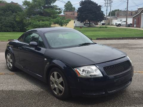 Audi TT For Sale In Indiana Carsforsalecom - 2002 audi tt