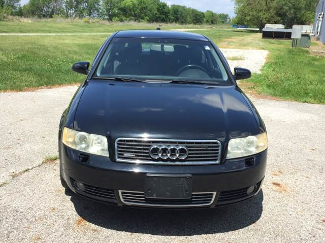 2004 Audi A4 AWD 3.0 quattro 4dr Sedan In Kentland IN - Best Choice Auto LLC