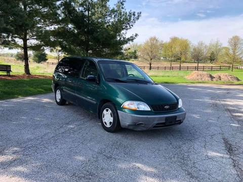 2002 Ford Windstar for sale in Crown Point, IN
