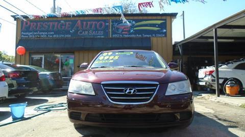 2009 Hyundai Sonata for sale in Tampa, FL
