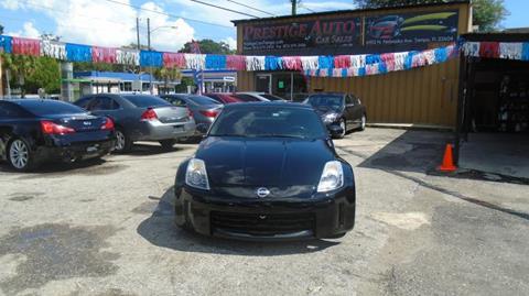 2006 Nissan 350Z for sale in Tampa, FL