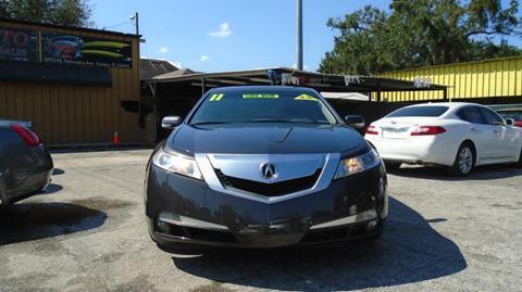 2011 Acura TL for sale in Tampa, FL