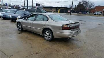 2002 Pontiac Bonneville for sale in Akron, OH