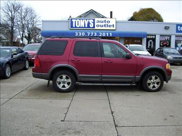 2003 Ford Explorer for sale in Akron, OH