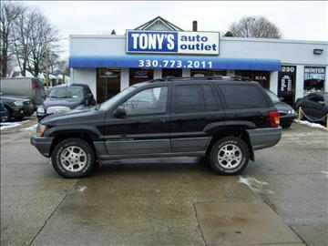 2001 Jeep Grand Cherokee for sale in Akron, OH