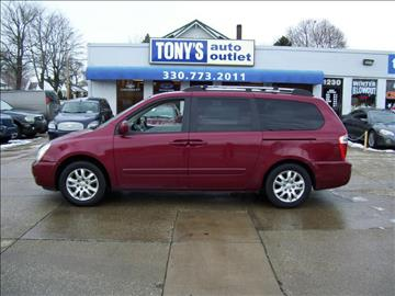 2007 kia sedona for sale fort wayne in for Luxury motors bridgeview il