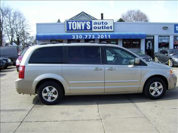 2008 Dodge Grand Caravan for sale in Akron, OH