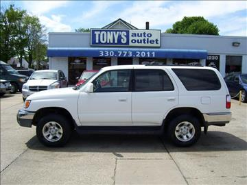 2002 Toyota 4Runner for sale in Akron, OH