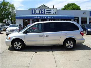 2005 Dodge Grand Caravan for sale in Akron, OH