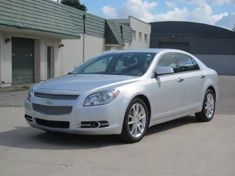2010 Chevrolet Malibu for sale in Pontiac, MI