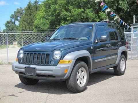 2005 Jeep Liberty for sale in Pontiac, MI