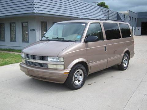 2002 Chevrolet Astro for sale in Pontiac, MI