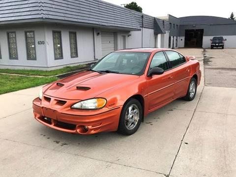 2004 Pontiac Grand Am for sale in Pontiac, MI
