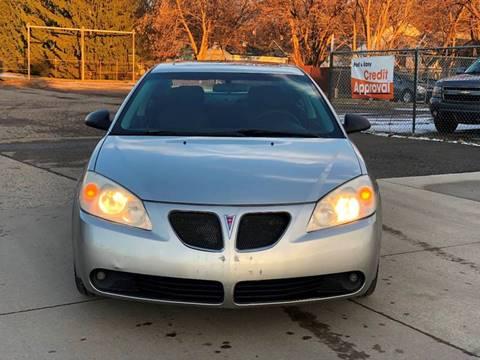 2007 Pontiac G6 for sale in Pontiac, MI