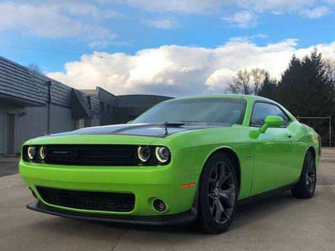 2015 Dodge Challenger for sale in Pontiac, MI