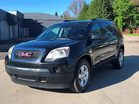 2011 GMC Acadia for sale in Pontiac, MI