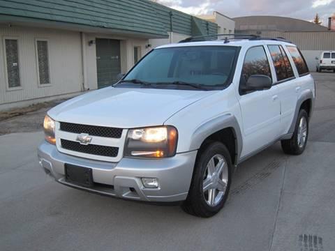 Chevrolet Trailblazer For Sale In Pontiac Mi Quality Motors