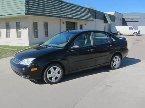 2007 Ford Focus for sale in Pontiac, MI