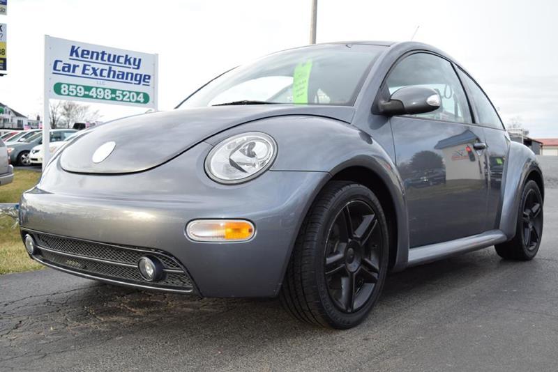 2005 Volkswagen New Beetle Gls 18t In Mount Sterling Ky Kentucky
