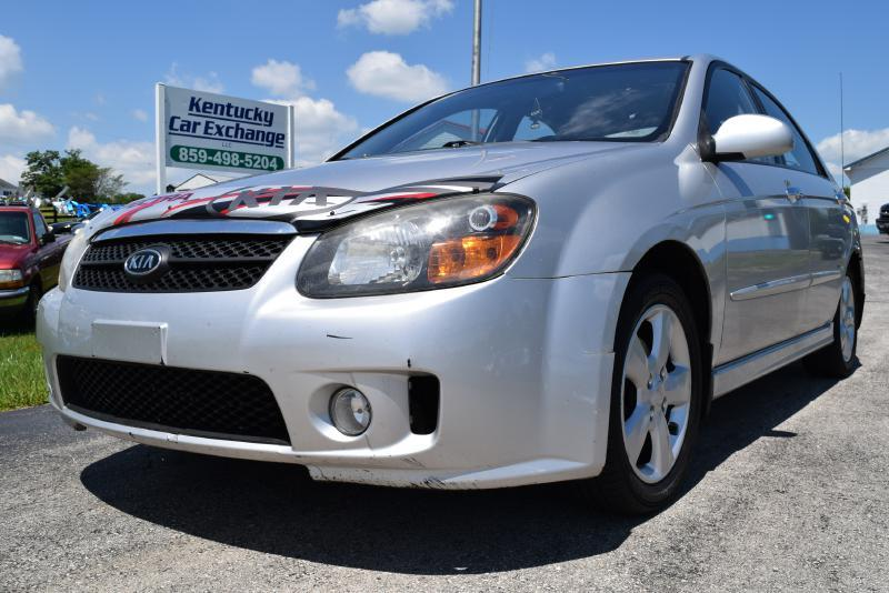 2009 Kia Spectra For Sale At Kentucky Car Exchange In Mount Sterling KY