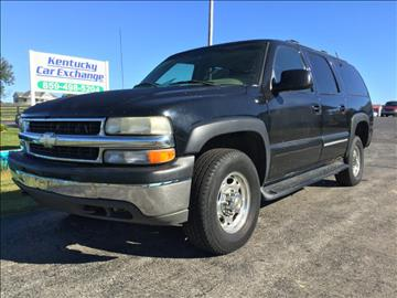 2001 Chevrolet Suburban for sale in Mount Sterling, KY
