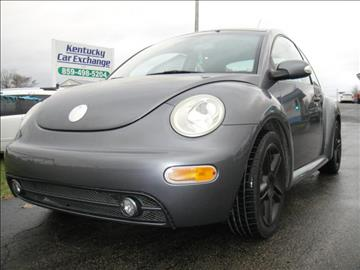 2005 Volkswagen New Beetle for sale in Mount Sterling, KY