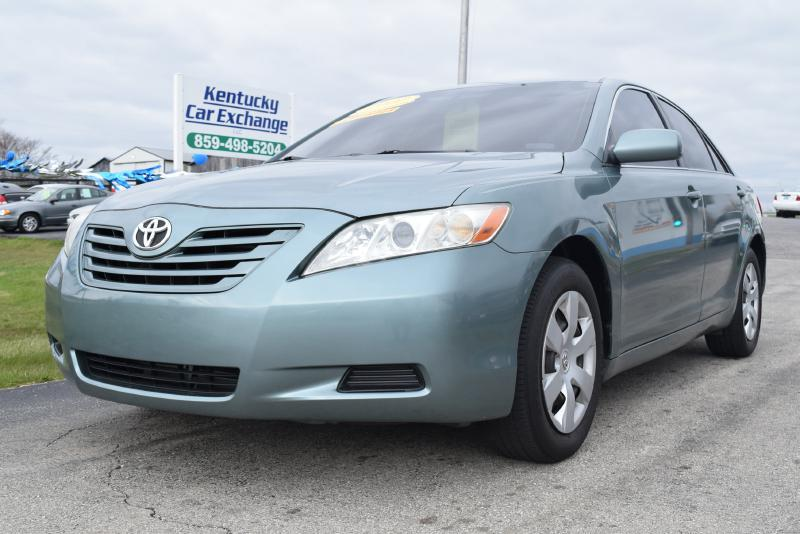 Delightful 2007 Toyota Camry For Sale At Kentucky Car Exchange In Mount Sterling KY