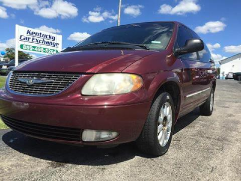 2003 Chrysler Town and Country for sale in Mount Sterling, KY